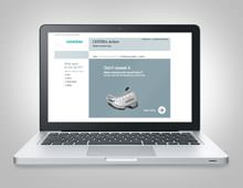 Siemens AG Hearing Instruments »Centra Active Microsite«
