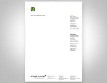 Kanzlei Eichinger »Briefbogen«